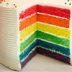 birthday cake rainbow cake rainbow angel birthday cake rainbow angel ...